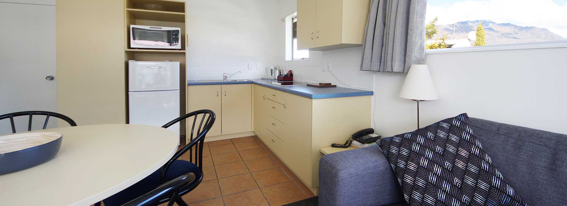 Two Bedroom Accessible Unit